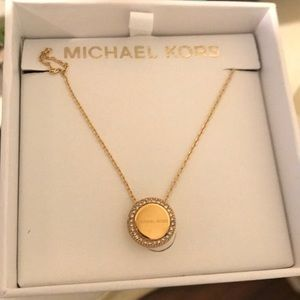 Michael Kors Necklace.